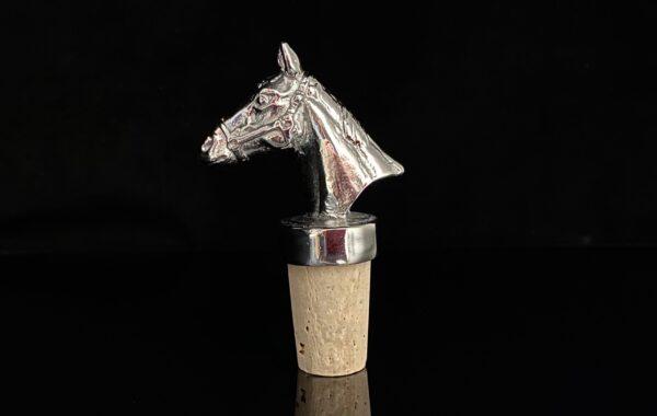 Flaschenverschluss Pferdekopf